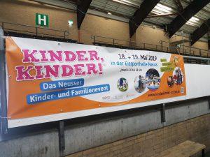 Die Eissporthalle in Neuss Reuschenberg ist neuer Austragungsort